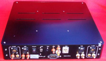 ЦАП Audio-Gd NFB-27H