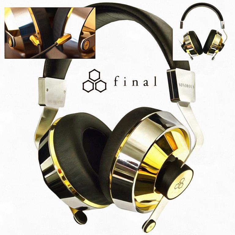 Final Audio Design Sonorous_DAP_Glamour