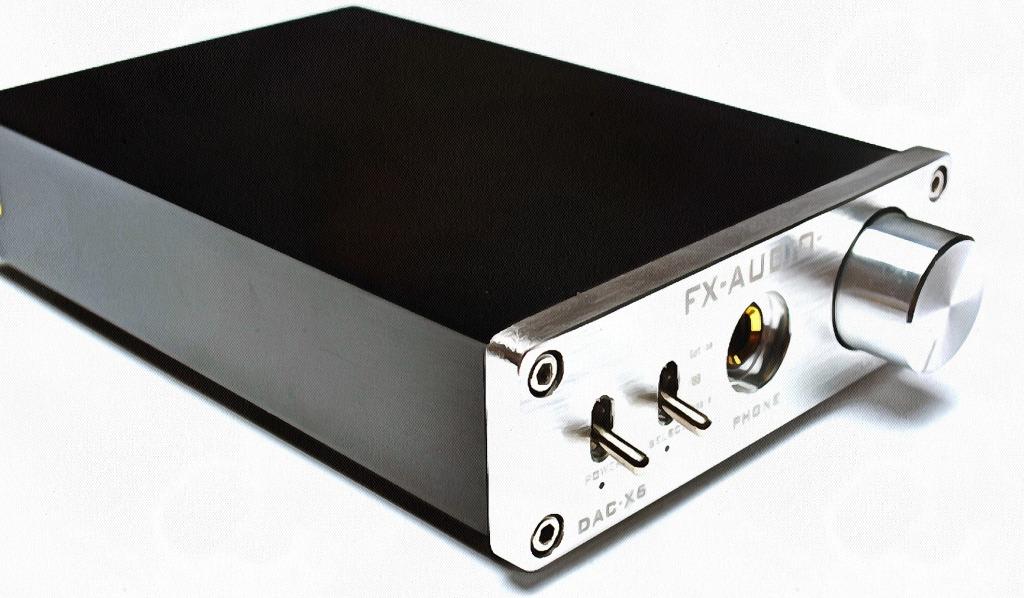 FX-AUDIO DAC-X6
