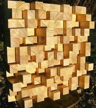 Деревянные диффузоры
