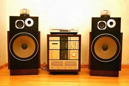 hi fi system vintage