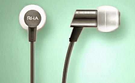 RHA Audio s500i