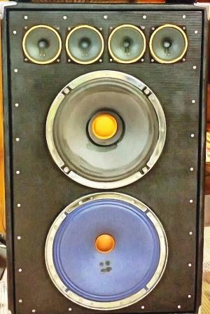 эстрадная акустика 60АС-Д