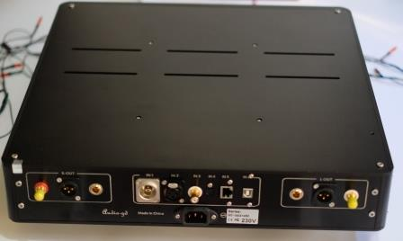 ЦАП Audio-gd Master 7 обзор