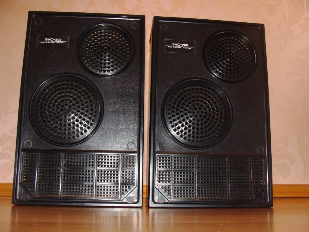 акустика 15АС-208