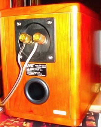 акустика JVC EX-A1