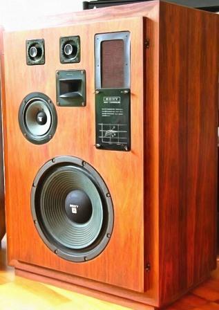 акустика SONY SS 7600