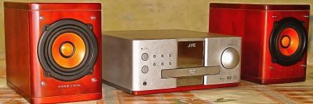 JVC EX-A1