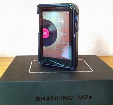 Shanling M2S обзор