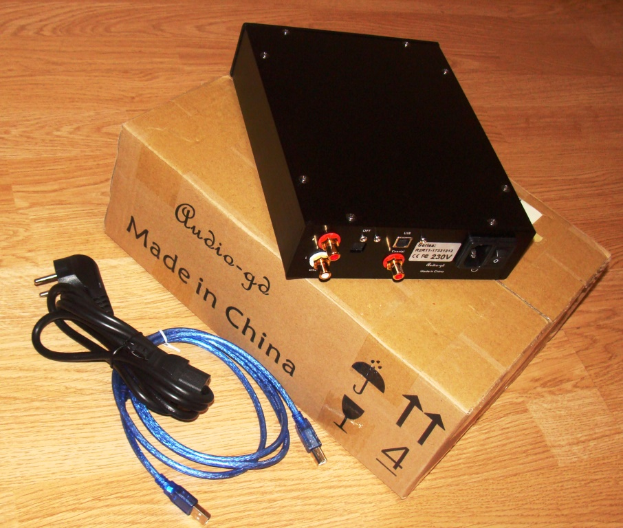 ЦАП Audio-gd NFB R2R 11