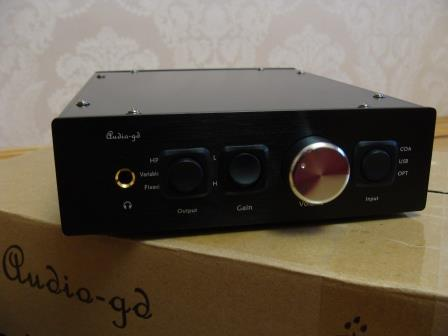 ЦАП Audio-gd NFB R2R11
