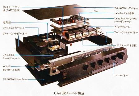 Nakamichi CA_70