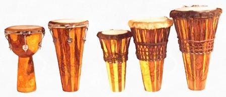 Арабские ударные инструменты