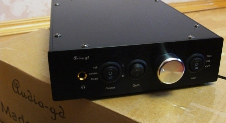 ЦАП Audio-gd NFB 11.28