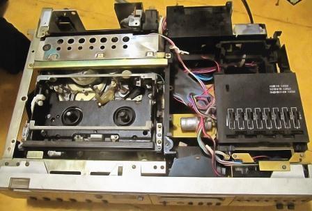 Электроника ВМ-12 видеомагнитофон