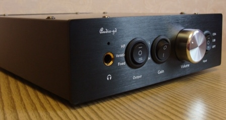 Audio gd NFB 11.28