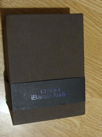 коробка IBasso DX90