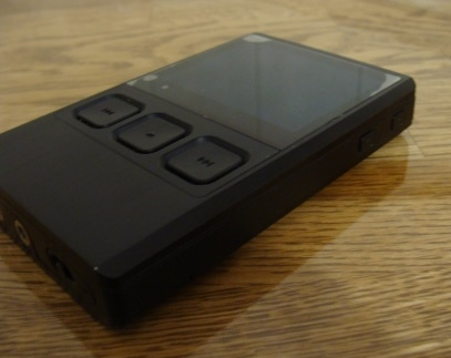 IBasso DX 90 экран