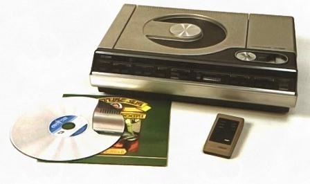 LaserDiskPlayer