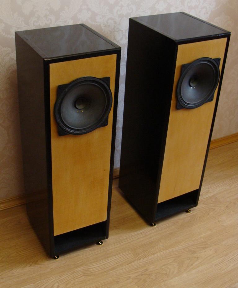 акустика на широкополосных динамиках