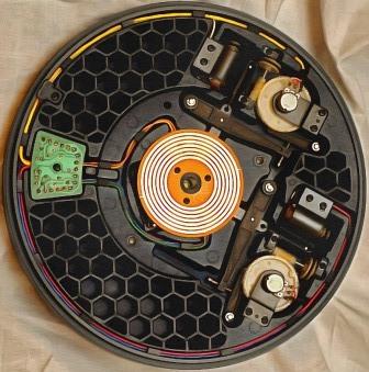 Nakamichi TX-1000 диск
