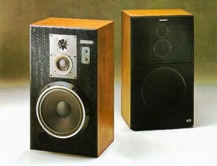 Sony SS-G5a