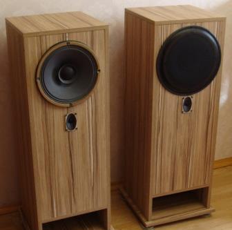 акустика-на динамиках 4А28 TQWT