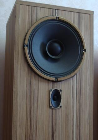 акустика 4А28 в рупоре TQWT