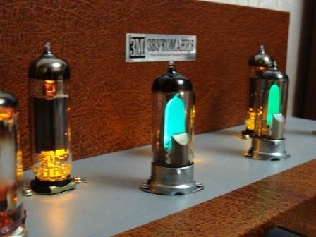 купить ламповый усилитель 6Е1П