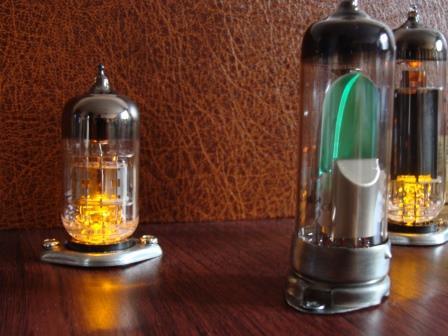 ламповый усилитель EL 84