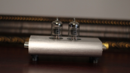 фонокорректор на лампах 6Ж1П
