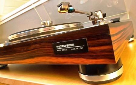 Micro Seiki BL 51