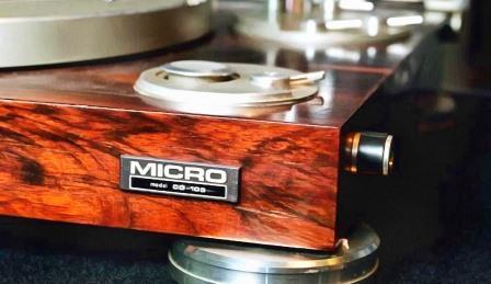 Micro Seiki DD_100