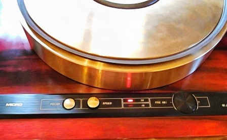 Micro Seiki SX-111FV панель