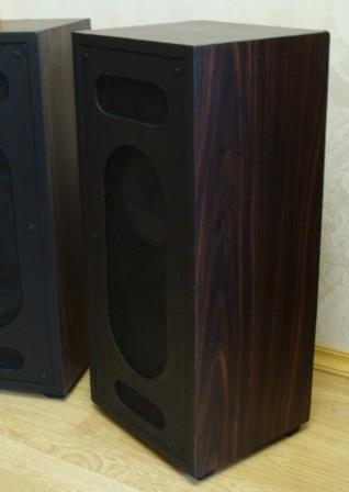 Полочно-напольная акустика на 3ГД45 2ГД36