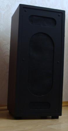 Полочно-напольная акустика
