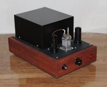 ламповый усилитель на ГМИ 6+ 6П9