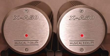 Musical Fidelity X A50