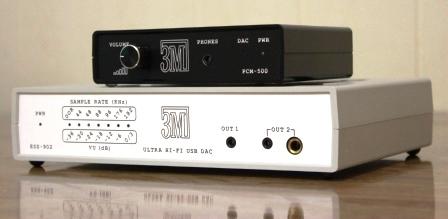 ЦАП ESS-902 ЗМ и ЦАП ЗМ РСМ 500