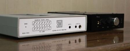 ЦАП ESS-902 и ЦАП AudioGD R2R