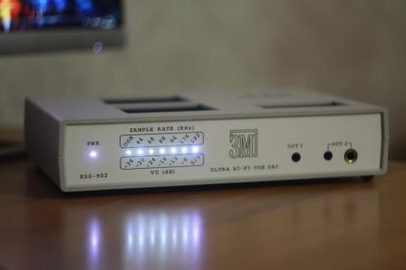 ЦАП ESS-902 обзор