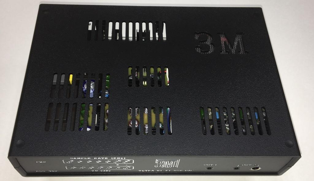 внешний ЦАП_черный ESS-902 ЗМ