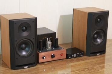 комплект для прослушивания высококачественного звука