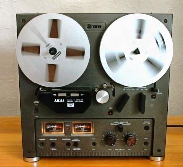 Akai GX-215D