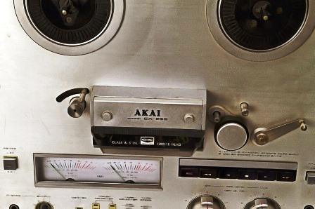 Akai GX-255