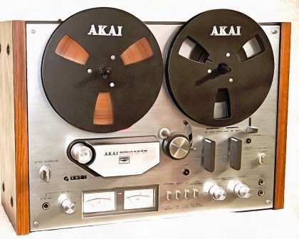 Akai GX-4000D