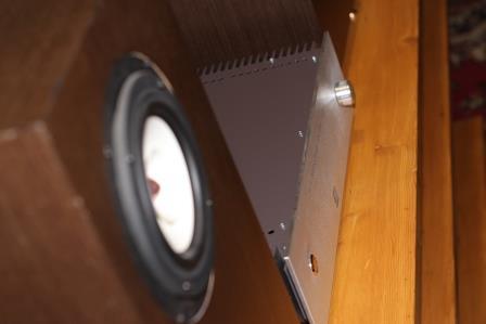 Усилитель в классе А + акустика