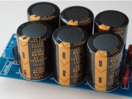 ELNA конденсаторы