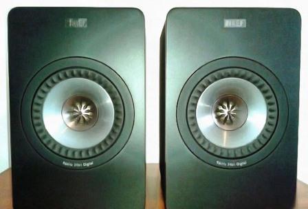 KEF X300A акустика