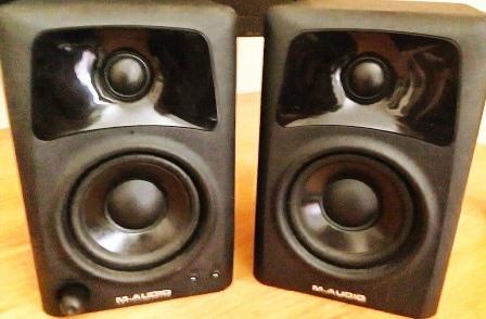 M-Audio AV32 обзор
